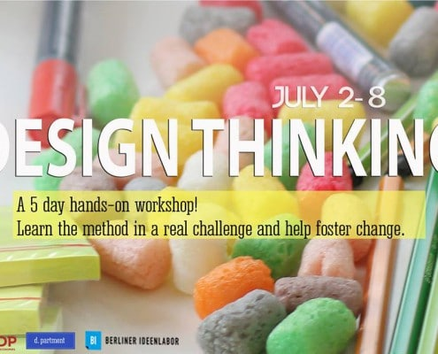 5-day Design Thinking Workshop