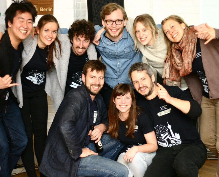 Startup Weekend Social Innovation Berlin 2015