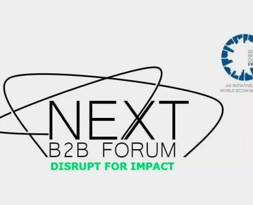 NEXT B2B FORUM WEF